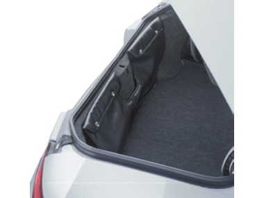 NA0-2430 - MX-5 Trunk Pouch System Leather
