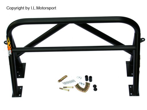NAB-0224 - MX-5 Hard Dog Ace AC2DH Bar With Harness Tabs