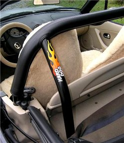 NAB-0234 - MX-5 Hard Dog M2 Sport Bar 9S  - 4