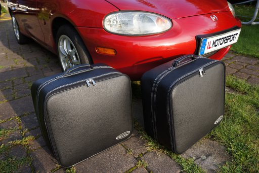 NAB-3445A - MX-5 Roadsterbag Set I.L.Motorsport Edition
