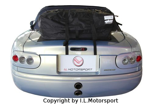 NAB-3450A - MX-5 boot-Bag Original Travelbag Boot Lid Bag
