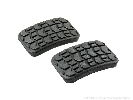 NAB-704329-IL - MX-5 Brake & Clutch Pedal Rubber Set Genuine I.L.Motorsport