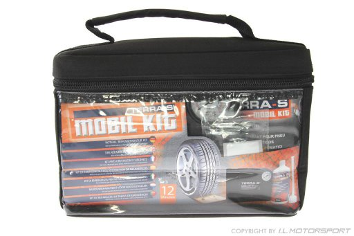 NAB-9900A - MX-5 Reifenpannen-Set Mobil KIt