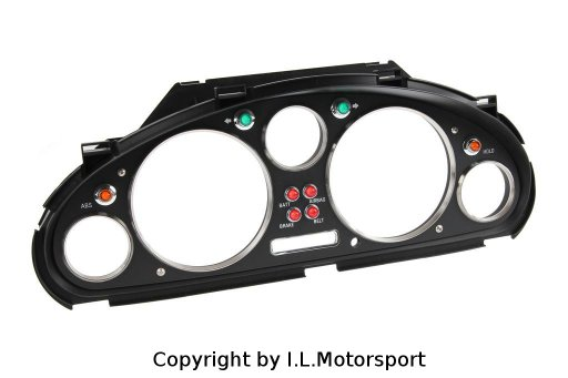 NB0-0094 - MX-5 Classic Meter Panel KG Works Black