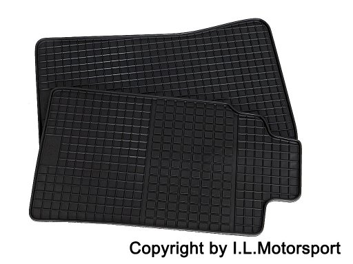 NB0-7077261 - MX-5 All Weather Carpet Mat Set Rubber