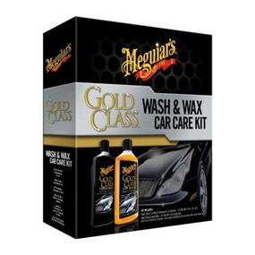 NBC-2822 - MX-5 Gold Class Wash & Wax Car Care Kit Meguiar�s