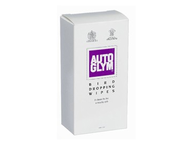 NBC-AG3304 - MX-5 Autoglym Bird Dropping Wipes - 1