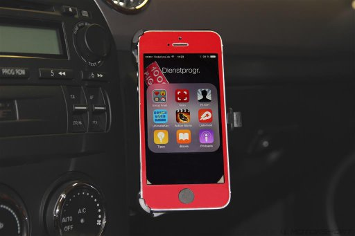 NC0-301036-I6 - MX-5 iPhone 6 Phone Mount