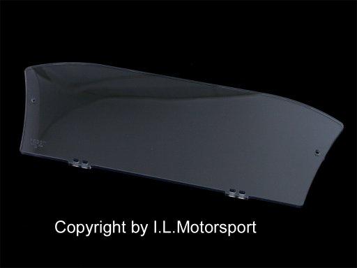 mx-5 nc windschott - transparent