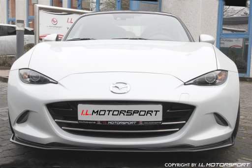 ND0-301223 - MX-5 Front Spoiler - 2