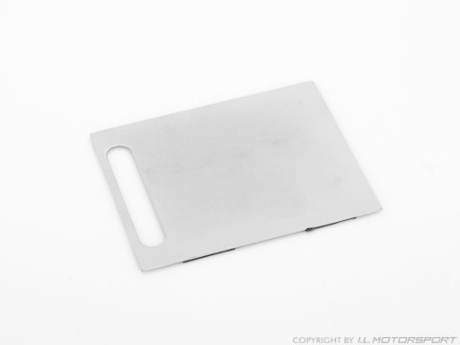 MX-5 Ashtray Lid Cover Silver Eloxated I.L.Motorsport
