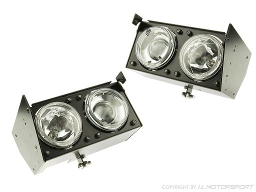 MX-5 Low Profile Headlight Kit Hella