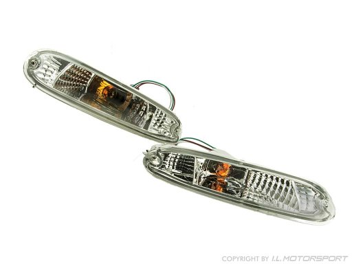 MX-5 Clear Front Indicator & Side Lights Set