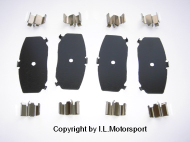 MX-5 Front Brake Pad Fitting Kit Genuine Mazda