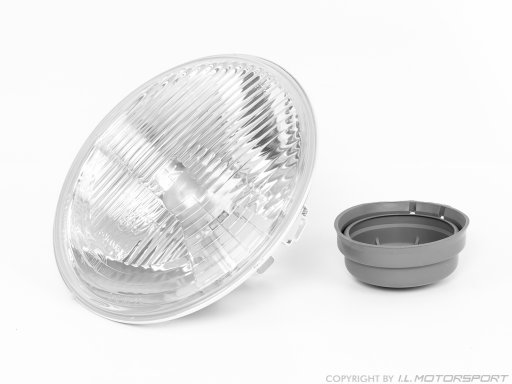 MX-5 Headlamp H4 Hella