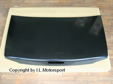 MX-5 Boot Lid With Third Brake Light Opening