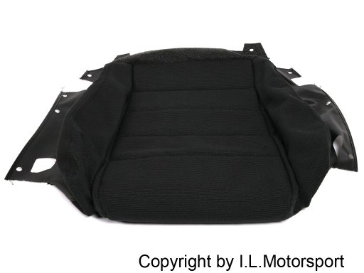 MX-5 Seat Cushion Trim Black Driverside Genuine