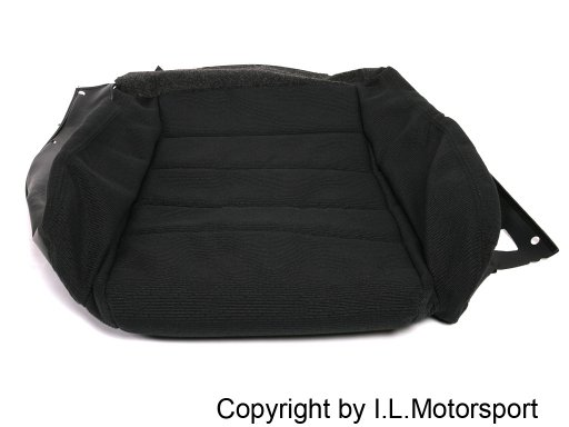 MX-5 Seat Cushion Trim Black Passengerside Genuine