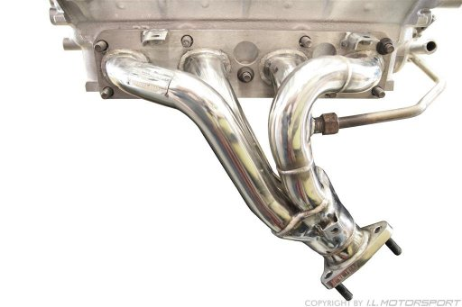 MX-5 Stainless Exhaust Manifold I.L.Motorsport