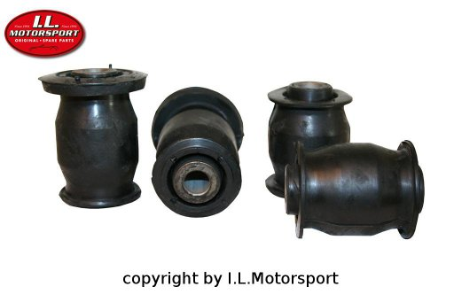 MX-5 I.L.Motorsport Bushing Front Lower Wishbone Set 4 piece
