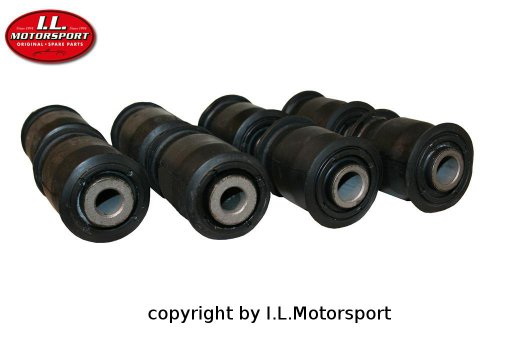 MX-5 I.L.Motorsport Bushing Rear Lower Wishbone Set 8 piece