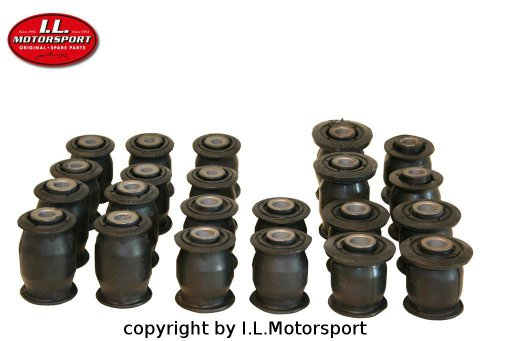 MX-5 I.L.Motorsport Bushings Complete 22 Piece Set
