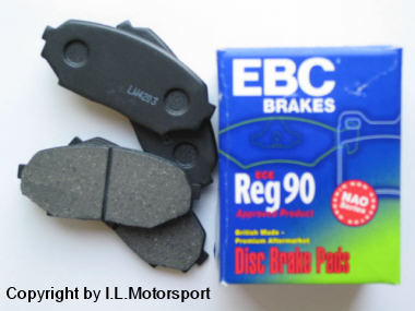 MX-5 Brake Pads EBC Ultimax2 Front