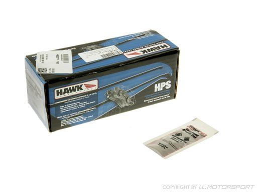 Hawk Performance Brakepads Front HB237F.480