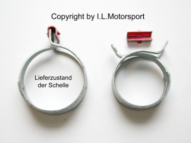 MX-5 Hose Clamp Ø 34mm