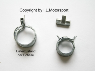 MX-5 Hose Clamp Ø 12mm