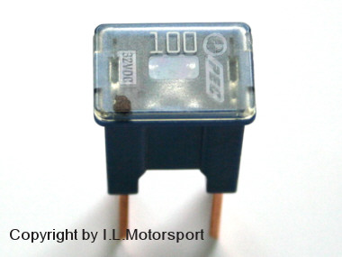 MX-5 PAL Fuse 100A blue