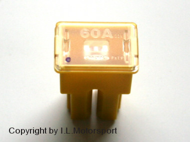 MX-5 PAL Fuse 60A yellow