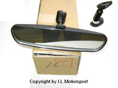 Genuine Rear View Mirror Glass Mounted