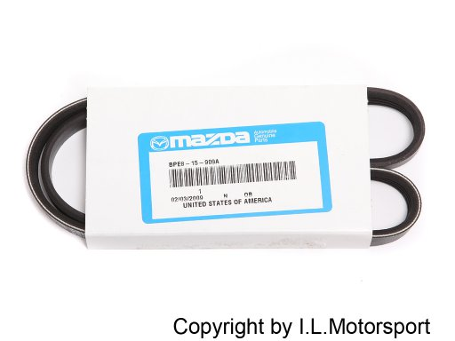 MX-5 Power Steering Belt with A/C