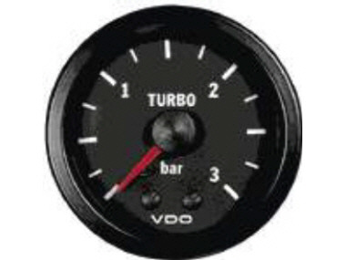 boost pressure gauge (turbocharger)