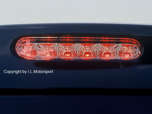 MX-5 Clear Brake light with LED´s