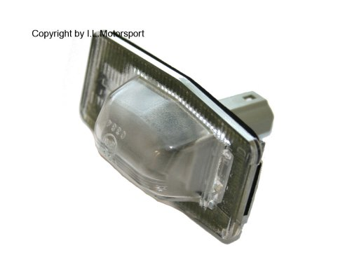 MX-5  Rear Numberplate Lamp