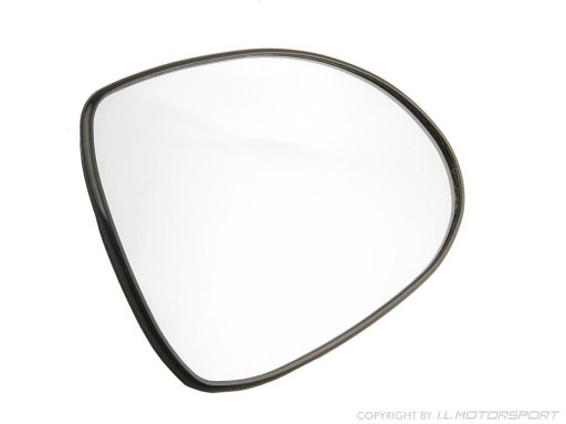 MX-5 Mirror Glass Manual Operated Rightside