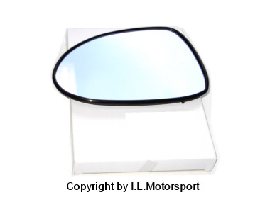 MX-5 Mirror Glass Manual Operated Leftside