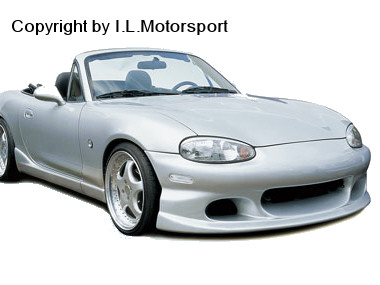 MX-5 Front Bumper Speed 01