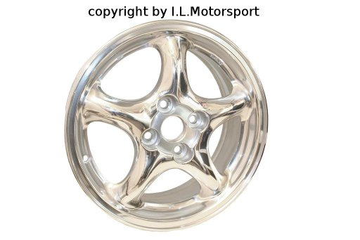 MX-5 10th Anniversary Auluminum Wheel