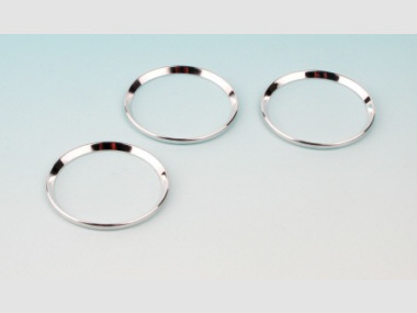 MX-5 Instrument Ring Set Chromed I.L.Motorsport