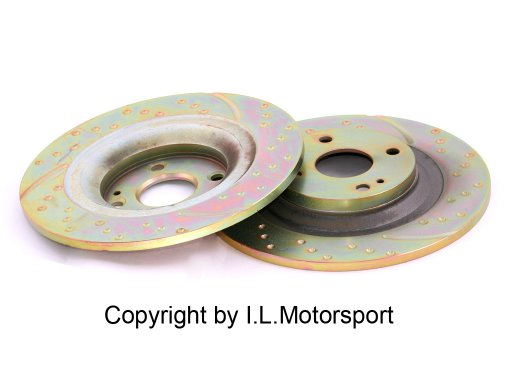 EBC Turbo Groove Brake Disc