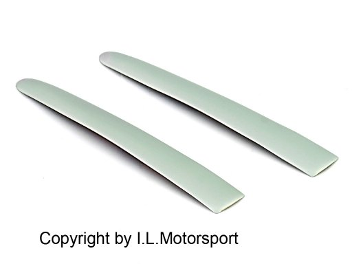MX-5 Door Handle Covers Anodized Silver I.L.Motorsport