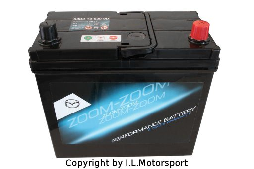 MX-5 Mazda Europe Genuine Battery