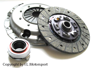 MX-5 Three Piece Cluch Kit Exedy 6 Speed