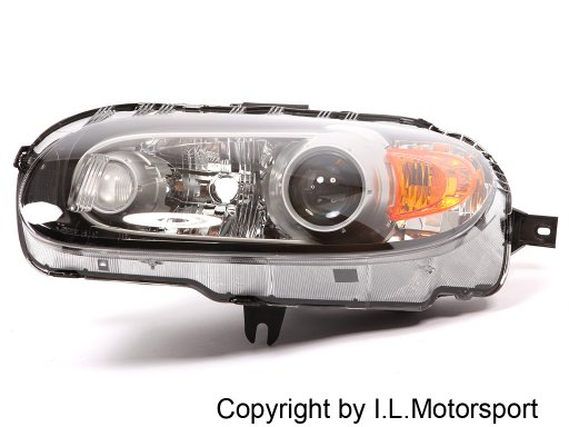 Genuine Mazda Halogen Headlamp Leftside