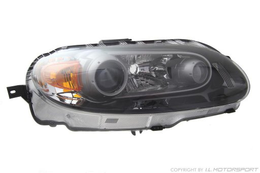 MX-5 Headlamp Xenon Silver Right