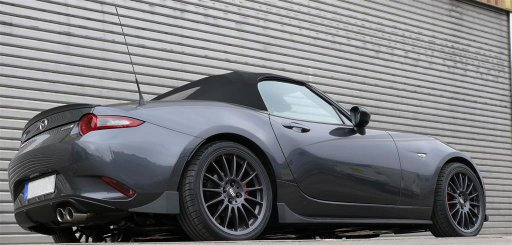 MX-5 Rear Side Canard Set (Left / Right)