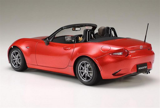 MX-5 ND Modell Bausatz 1:24
